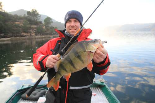extrem guiding im angelcamp in spanien von taffi tackle tours