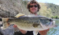 barschangeln in spanien bei taffi tackle tours