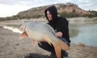 karpfenfischen in spanien mit dem anbieter vor ort taffi tackle tours