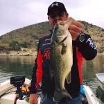 schwarzbarsch angeln am ebro in spanien mit taffi tackle tours