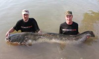 taffi tackle tours mit weiterem monster guidingfisch in spanien