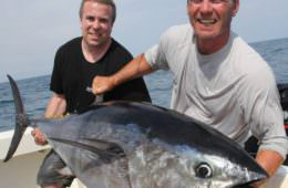 erfolgreiches thunfischguiding in riu mare von taffi tackle tours
