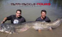 top fänge bei taffi tackle tours in spanien