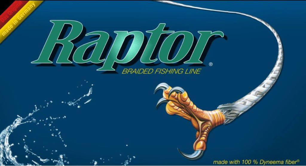 raptorschnüre bei taffi tackle tours