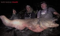 wallerguiding extrem bei taffi tackle tours in spanien