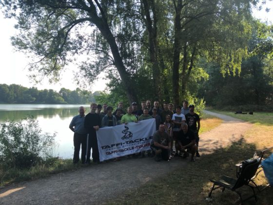 jugendfischen und nachwuchsförderung bei taffi tackle tours
