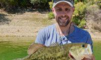 black bass angeln in spanien bei den angelreisen von taffi tackle tours
