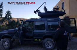 belly boot touren in spanien bei taffi tackle tours in mequinenza