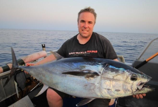 angeln am ebro mit delta force und taffi tackle tours